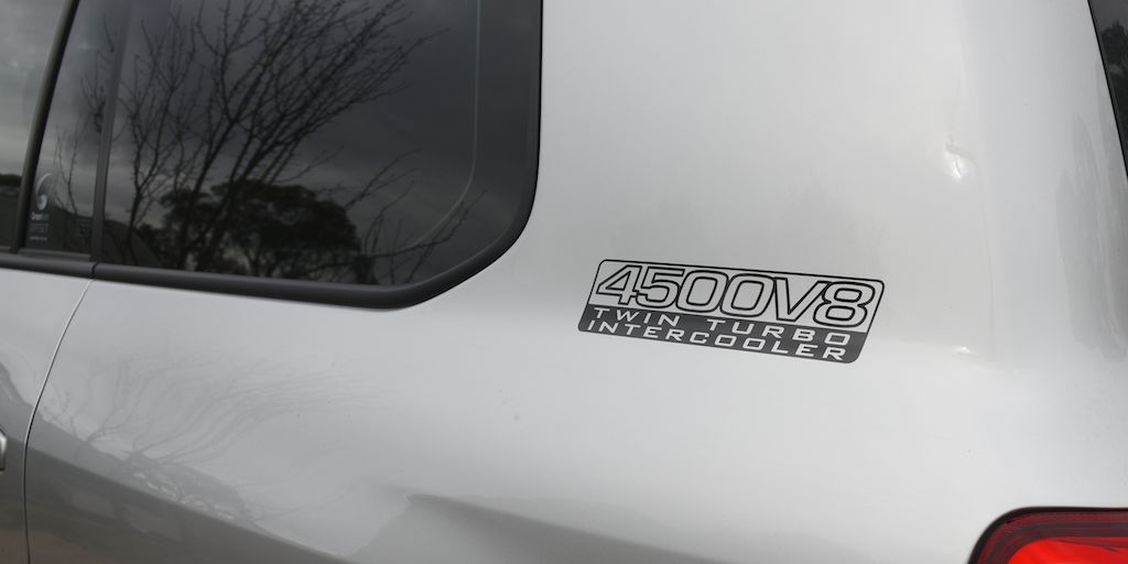 Landcruiser 200 graphic