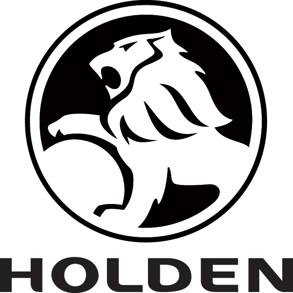 Holden Emblem And Word Stickers Holden Chev Stickers