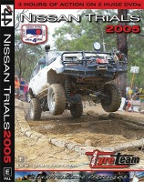 Nissan Trials 2005 twin-DVD