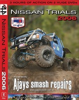 Nissan Trials 2006 twin-DVD