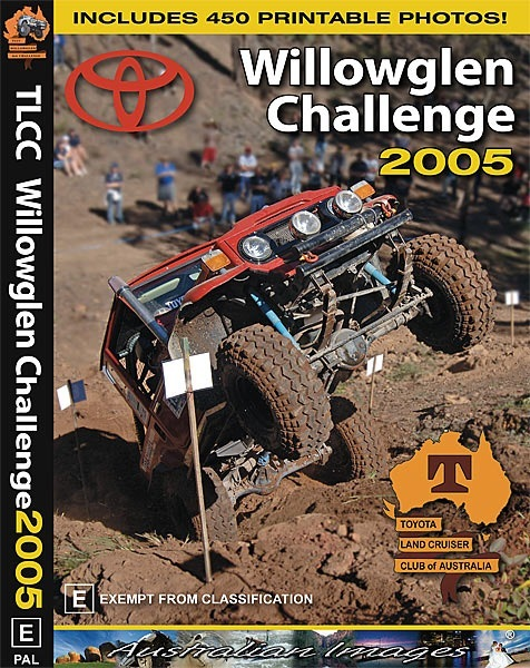 Willowglen 2005 twin-DVD | WG05.jpg