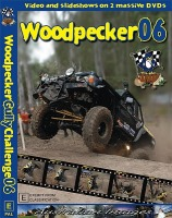 Woodpecker Challenge 2006 twin-DVD