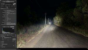 Fyrlyt Nemesis spot road scene