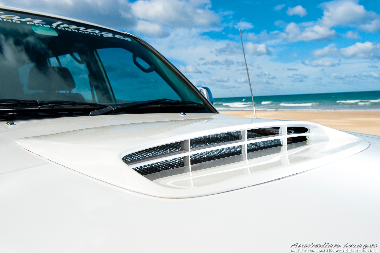 Toyota 1VD-FTV into 100-series Land Cruiser - Australian Images