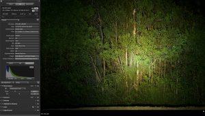 HTX HID+LED foliage